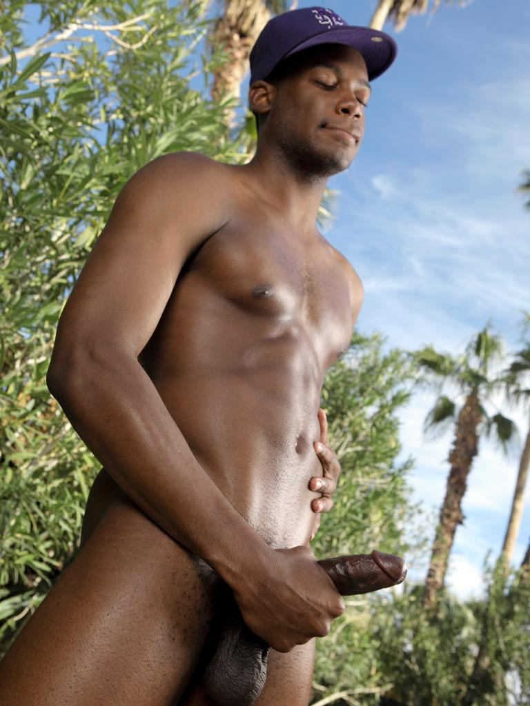 Ebony Riding Big Black Dick