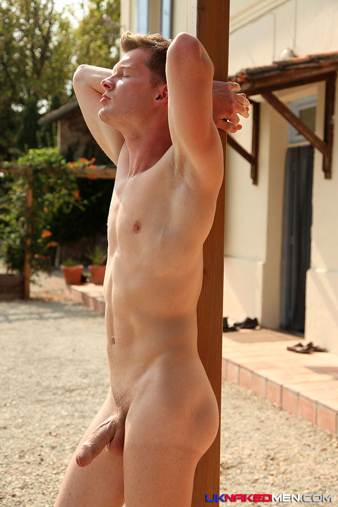 Gay german boy naked in public and stripped one of