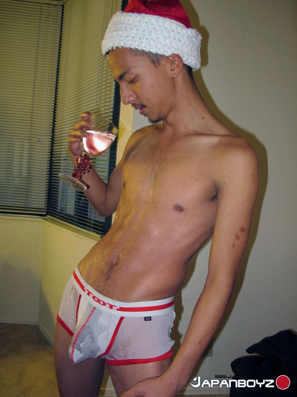 free underwear strip Twink