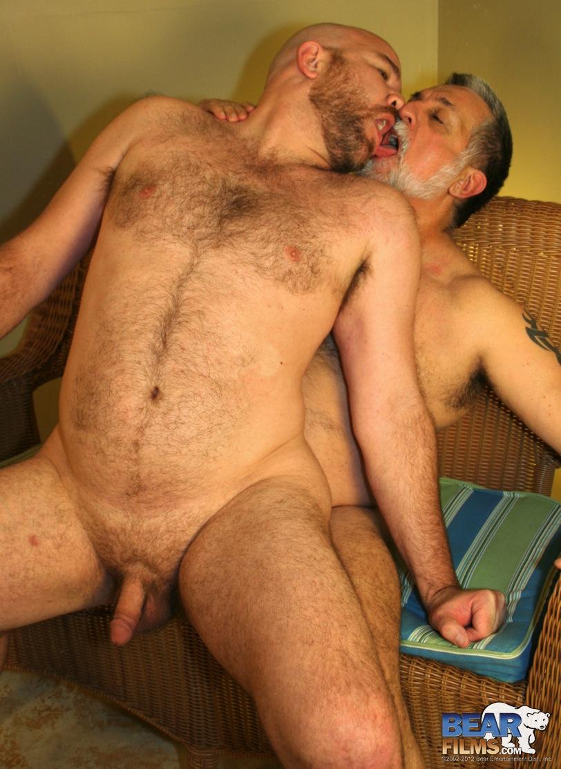 hairy older hung men bareback