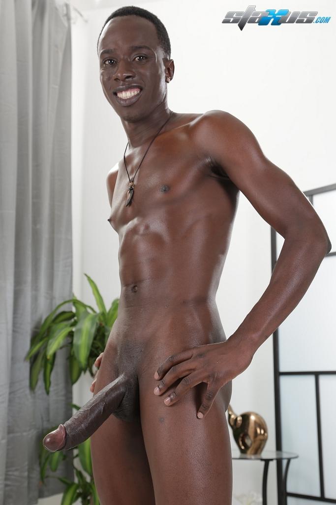 Pinky Rides Big Black Dick