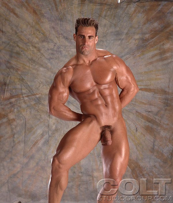 Tits retro gay muscle