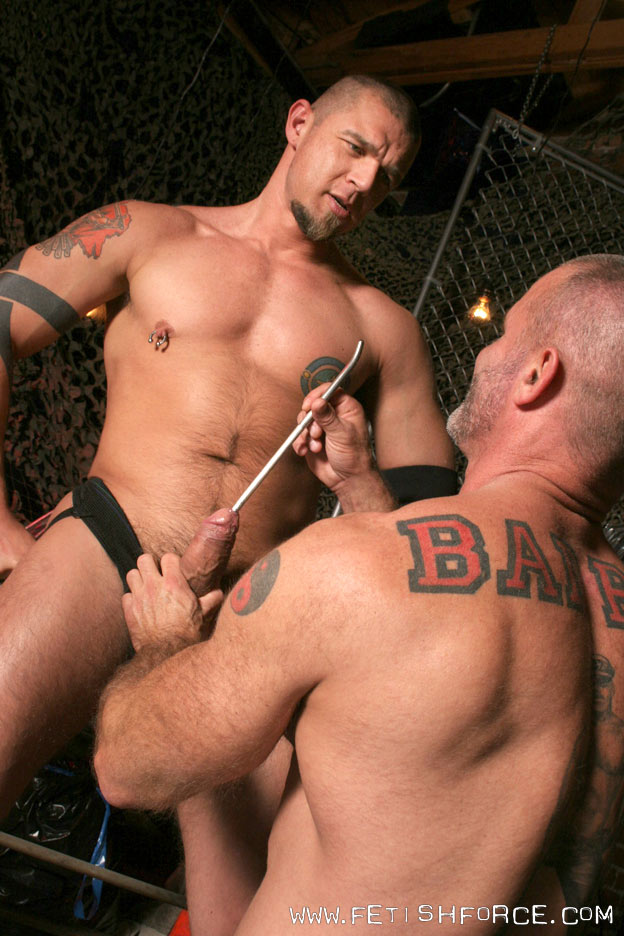 Kinky Mature Guys In A Red