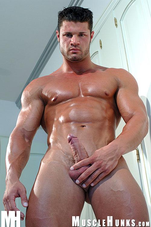 Muscle men german naked